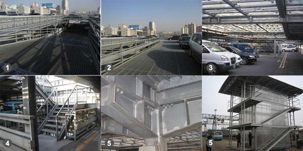 егковозводимые модульные парковки