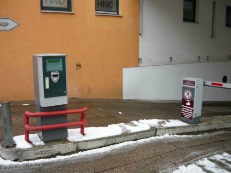 автоматы на парковке