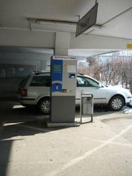 автомат оплаты за парковку Kassenautomat