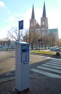 Парковочные автоматы в Ченстохове