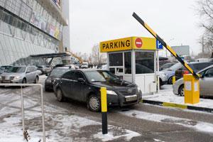 Парковки Киева