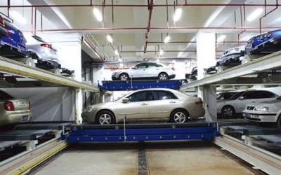 проблемы паркингов