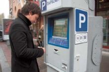 киевские парковки и паркоматы