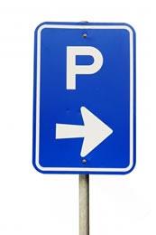 Парковка по-французски