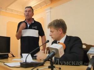Одесситы провели слушания по повышению тарифов на услуги парковок