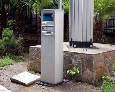 парковочные автоматы в Ялте
