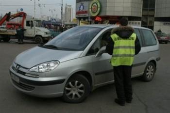 Киевские парковщики