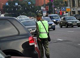 Парковщикам разрешили брать деньги с водителей