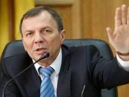 паркоматы мэр Ужгорода Виктор Погорелов