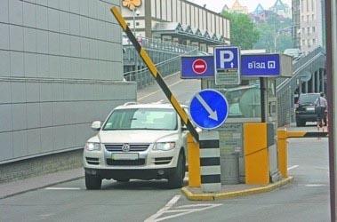 пподземные паркинги