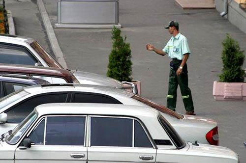 дефицит парковочных стоянок