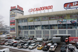 парковка в Киеве
