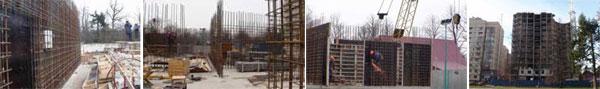 Строительство первого автоматического паркинга в Санкт-Петербурге